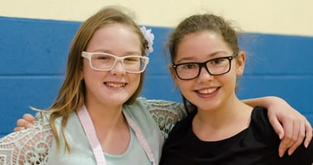 Two Baptist Home for Girls at Fish Fry