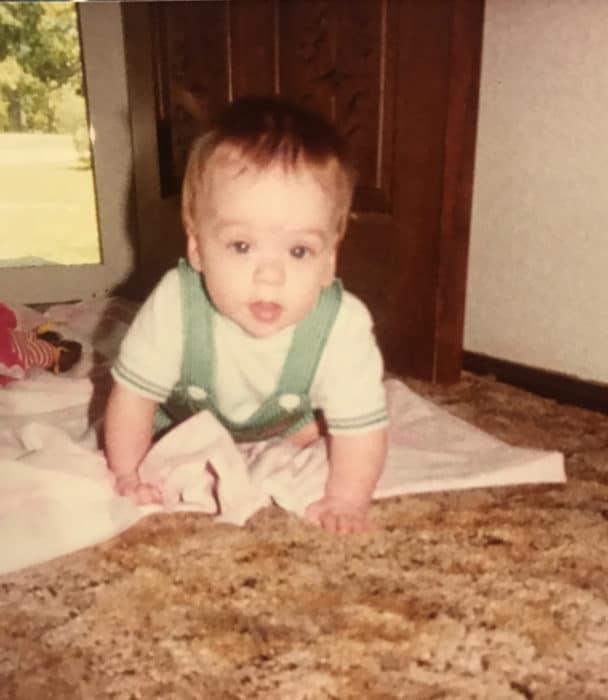 young Blake