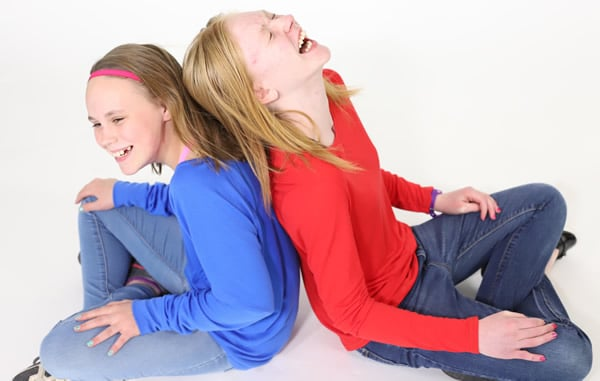 Child-Focused Care-two girls