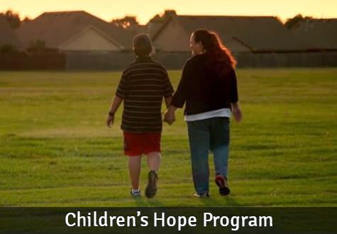 Children's Hope Story: Jania