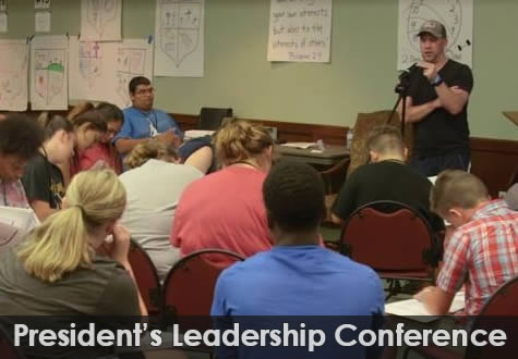 President's Leadership Conference