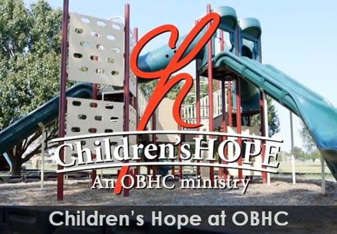 Children's Hope at OBHC