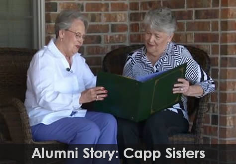 Alumni Story: Capp Sisters