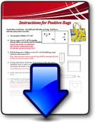 Positive Bag Instructions