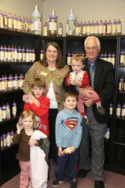baby bottle campaign success