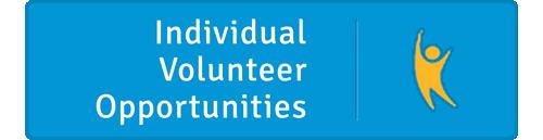 Individual Volunteer Opportunities