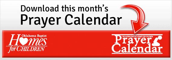 Download this month's Prayer Calendar