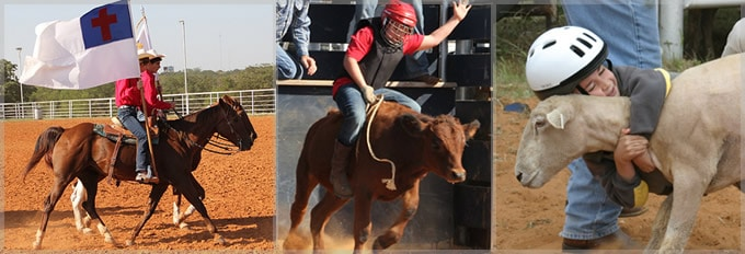 The BRT Rodeo has lots of different events to entertain the whole family.