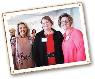 Women of Compassion participants