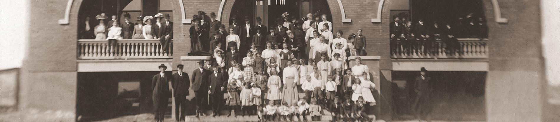 Baptist Children's Home early 1900s
