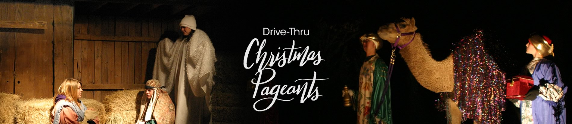 Christmas Pageants