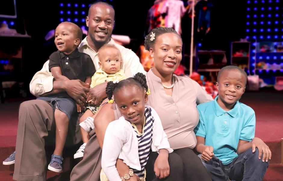Whitehorn family