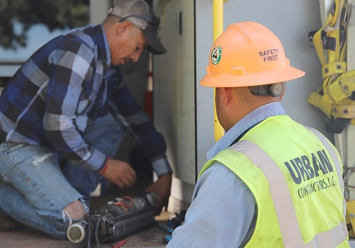 Women of Compassion grant provided sewer repairs at Boys Ranch Town
