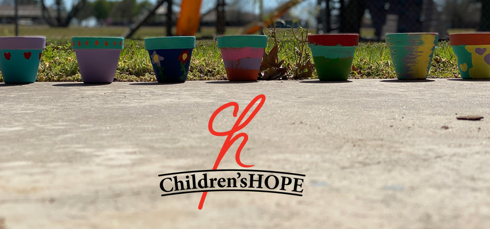 Children's Hope was developed to help single moms, who may have limited or no support/resources, by providing an opportunity to develop a solid foundation for herself and the children in her custody. The goal of Children's Hope is to help these families become productive and more self-sufficient by providing a safe, stable and nurturing place to live, while equipping, assisting and teaching important skills that assist both the mother and the children.