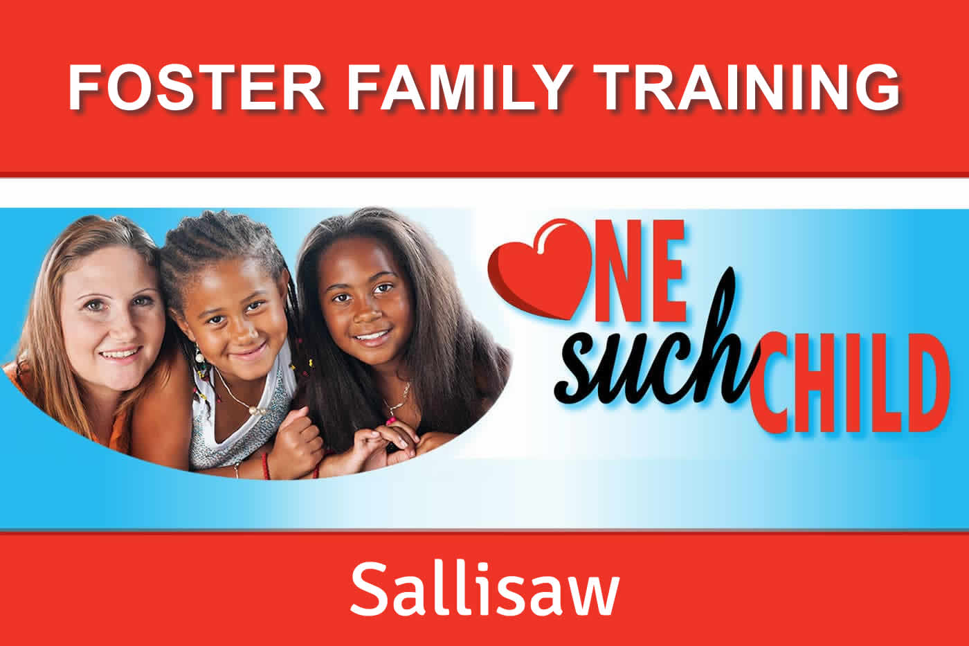 Event Feature One Such Child Sallisaw