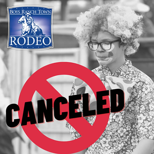 BRT 2020 Rodeo Canceled