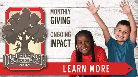Difference Maker: Monthly Giving-Ongoing Impact
