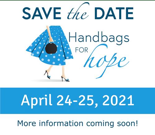 Handbags for Hope - April 24-25