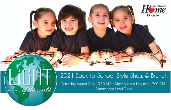 Owasso Back-to-School Style Show