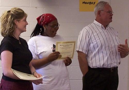 Henriatta recognized while at BCH Owasso