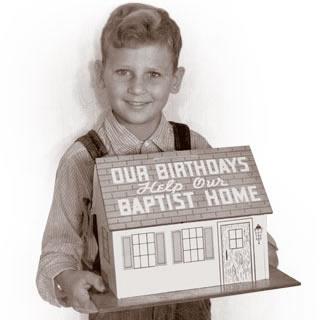 Boy Birthday Bank