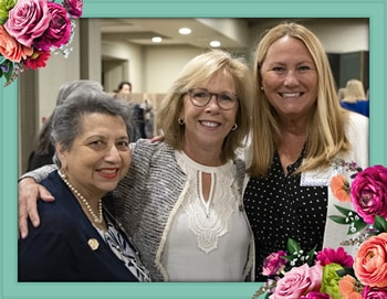 Women of Compassion members